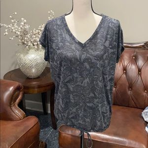 ideology womens tops short sleeve size Small